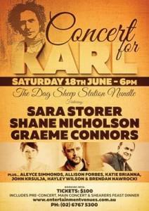 Concert for Karl
